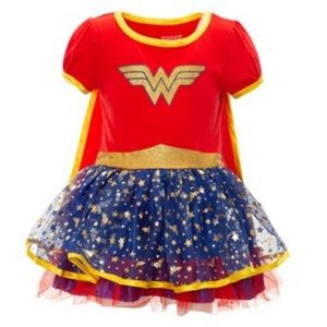 Wonder Woman Costume - Toddler
